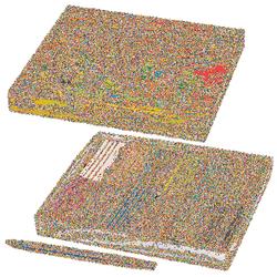 "Пластилин Гамма ""Мультики"", 12 цветов, 240 г, со стеком. 280018"