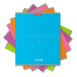 Тетрадь общая ученическая ErichKrause® 48 листов в клетку. MC-7, 47512