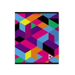 Тетрадь общая ученическая ErichKrause® 48 листов в клетку. Disco Style, 49620