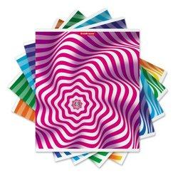 Тетрадь общая ученическая ErichKrause® 48 листов в клетку. Twist, твин-лак 49580