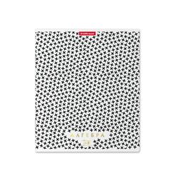 Тетрадь общая ученическая ErichKrause® Ассоциации, Алгебра, 48 листов, клетка, матовая ламинация + тиснение фольгой 49430
