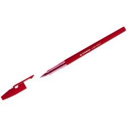 """Ручка шариковая Stabilo """"Liner 808"""" красная, 0,7мм. 808/40"""