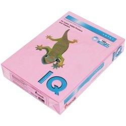 """Бумага IQ """"Color pale"""" А4, 160г/м2, 250л. (розовый)"""