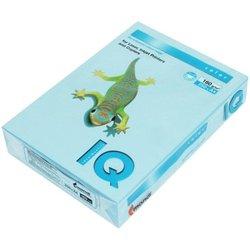 """Бумага IQ """"Color pale"""" А4, 160г/м2, 250л. (голубой лёд) OBL70"""