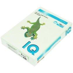 """Бумага IQ """"Color pale"""" А4, 160г/м2, 250л. (светло-зеленый) GN27"""