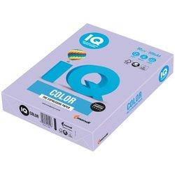 """Бумага IQ """"Color trend"""" А4, 80г/м2, 500л. (бледно-лиловый) LA12"""