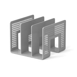 Подставка пластиковая для бумаг ErichKrause® Classic, серый 10480