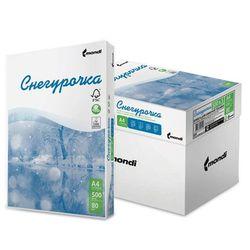 """Бумага офисная А4, класс """"C"""", СНЕГУРОЧКА, 80 г/м, 500 листов. (CIE) 110071"""