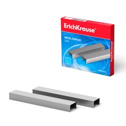Скобы №23/8 ErichKrause® (коробка 1000 шт.) 11122