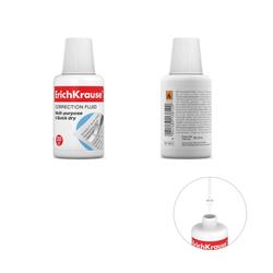 Корректирующая жидкость с губкой ErichKrause® Extra, 20г. 13812