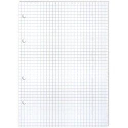 Сменный блок 80л., А5, ArtSpace, белый, пленка т/у, эконом СБ80_167