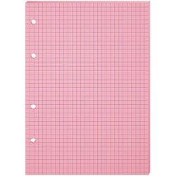 Сменный блок 80л., А5, ArtSpace, розовый, пленка т/у СБц80_219