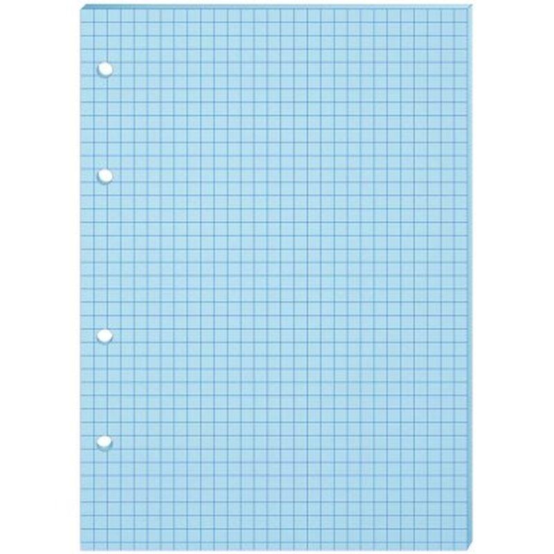 Сменный блок 80л., А5, ArtSpace, голубой, пленка т/у СБц80_220