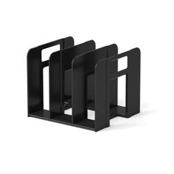 Подставка пластиковая для бумаг ErichKrause® Techno, черный 16589