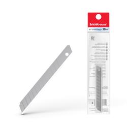 Лезвия ErichKrause® для канцелярского ножа, 9мм (в пакете по 10 шт.) 19275