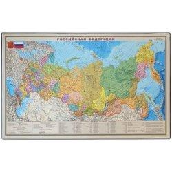"""Настольное покрытие OfficeSpace """"Карта РФ"""", 38*59см 194917"""