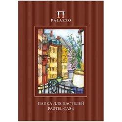 """Папка для пастелей 10л. А4 Лилия Холдинг """"Палаццо.Италия"""", 280г/м2, рисов. бумага, слоновая кость ПП4-сл"""