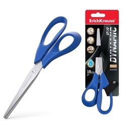 Ножницы для левшей ErichKrause® Dynamic, 18см (в блистере по 1 шт.) 21884