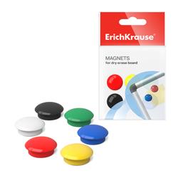 Магнит ErichKrause®, 2см (в пакете по 12 шт.) 22460