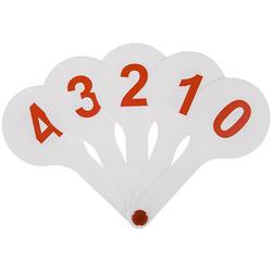 Веер-касса цифр от 0 до 9, ArtSpace ВК_10167 / ВК10