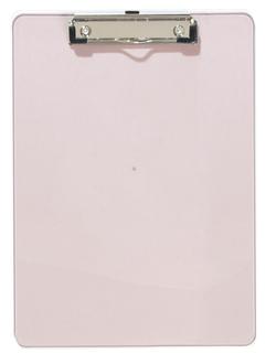 Планшет пластиковый (доска пластиковая) ErichKrause® с верхним зажимом, A4 2442