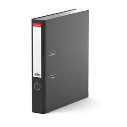 Папка–регистратор с арочным механизмом ErichKrause®, Standard, А4, 50 мм, черный 257