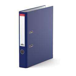 Папка–регистратор с арочным механизмом ErichKrause®, Standard, А4, 50 мм, синий 273