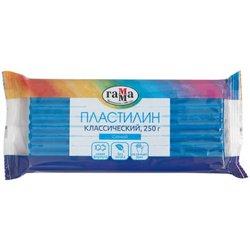 "Пластилин Гамма ""Классический"", синий, 250г 270818_05"