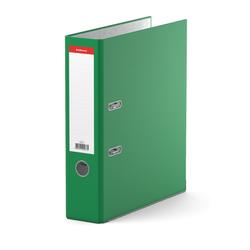 Папка–регистратор с арочным механизмом ErichKrause®, Standard, А4, 70 мм, зеленый 277