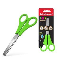 Ножницы для левшей ErichKrause® Joy, 13.5см (блистер) 30790