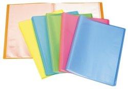 Папка файловая пластиковая ErichKrause® VISIOLINE, c 20 карманами, A4 31025