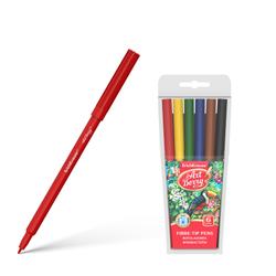 Фломастеры ArtBerry® Super Washable 6 цветов 33049