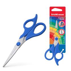 Ножницы ErichKrause® Control Junior, 15.5см (блистер) 35144