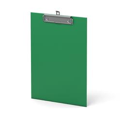 Планшет с зажимом ErichKrause®, Standard, А4, зеленый 36096
