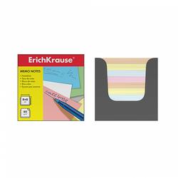 Бумага настольная ErichKrause 80*80*80 мм. в серой картонной подставке. 36996