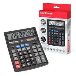 Калькулятор ErichKrause® 16-разрядов DC-777-16N. 37776