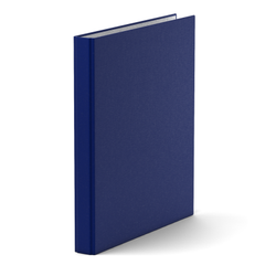 Папка–регистратор на 2 кольцах ErichKrause®, Standard, А4, 35 мм, синий 38208