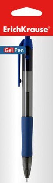Ручка гелевая автоматическая ErichKrause® Smart-Gel, цвет чернил синий (в пакете по 1 шт.) 39522