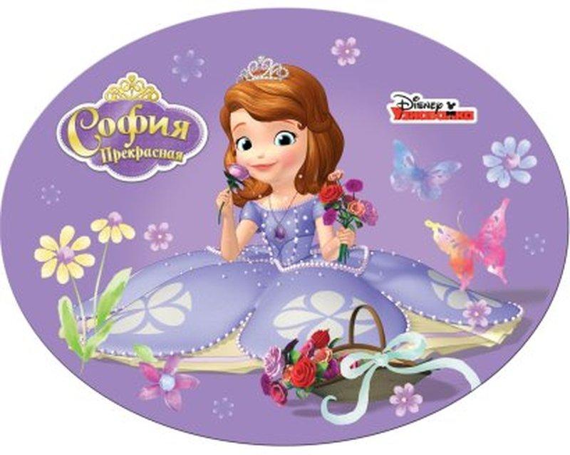 Подкладка для письма фигурная Sofia in Flowers 39679