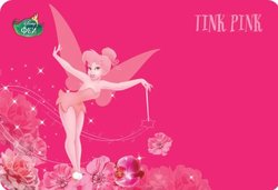 Подкладка настольная А3 Tink Pink39688