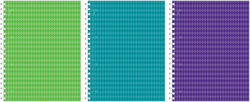 "Тетрадь А4, 120 листов ""Study UP"", 3 пантона+ ламинат (глянцевый) 39991"