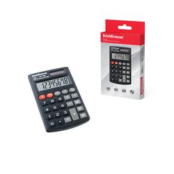 Калькулятор карманный 8-разрядов ErichKrause® PC-102 (в коробке по 1 шт.) 40102
