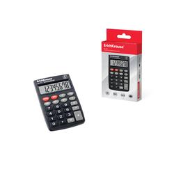 Калькулятор карманный 8-разрядов ErichKrause® PC-111 (в коробке по 1 шт.) 40111