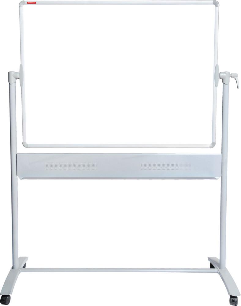 Магнитно-маркерная доска ErichKrause® с лаковым покрытием, на передвижной стойке, 90х120см  40402