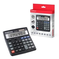 Калькулятор ErichKrause® 12-разрядов DC-412. 40412
