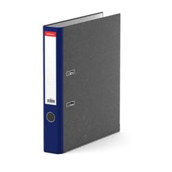 Папка–регистратор с арочным механизмом ErichKrause®, Original, А4, 50 мм, синий 414