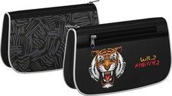 Пенал-косметичка с двумя  отделениями Tiger 42440