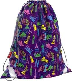 Мешок для обуви ErichKrause® 365*440 мм Travel 44868