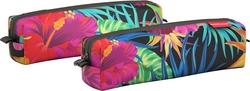 Пенал квадро mini ErichKrause® 210*50*50 мм Flowers 44912