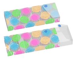 Пенал пластиковый Buttons 45353